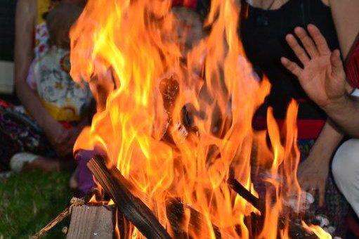 Online Feuermeditation Dienstag, 13. September um 20.00 Uhr