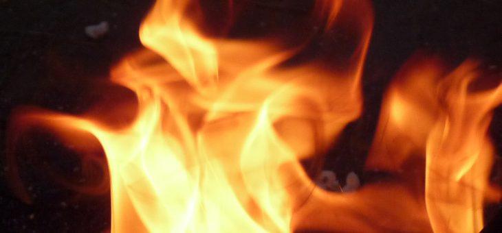 Online Feuerzeremonie, Montag 17.10.  Vergebe dir selbst und anderen
