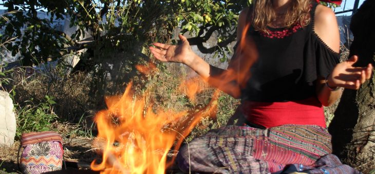 Mutter Erde Zeremonie / Heilung der Weiblichkeit