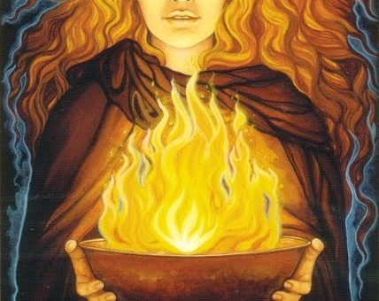 Das Feuer in dir